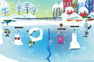动漫明星打雪仗2手机版下载