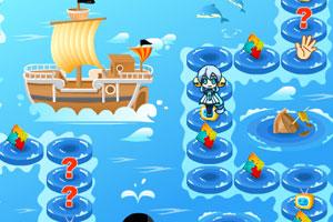 日本妞小游戏_铃铛海洋之旅_铃铛海洋之旅小游戏_铃铛海洋之旅电脑版