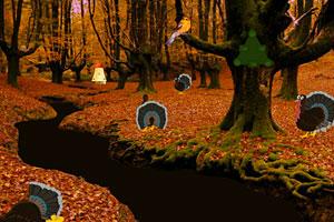 逃离神秘土耳其森林